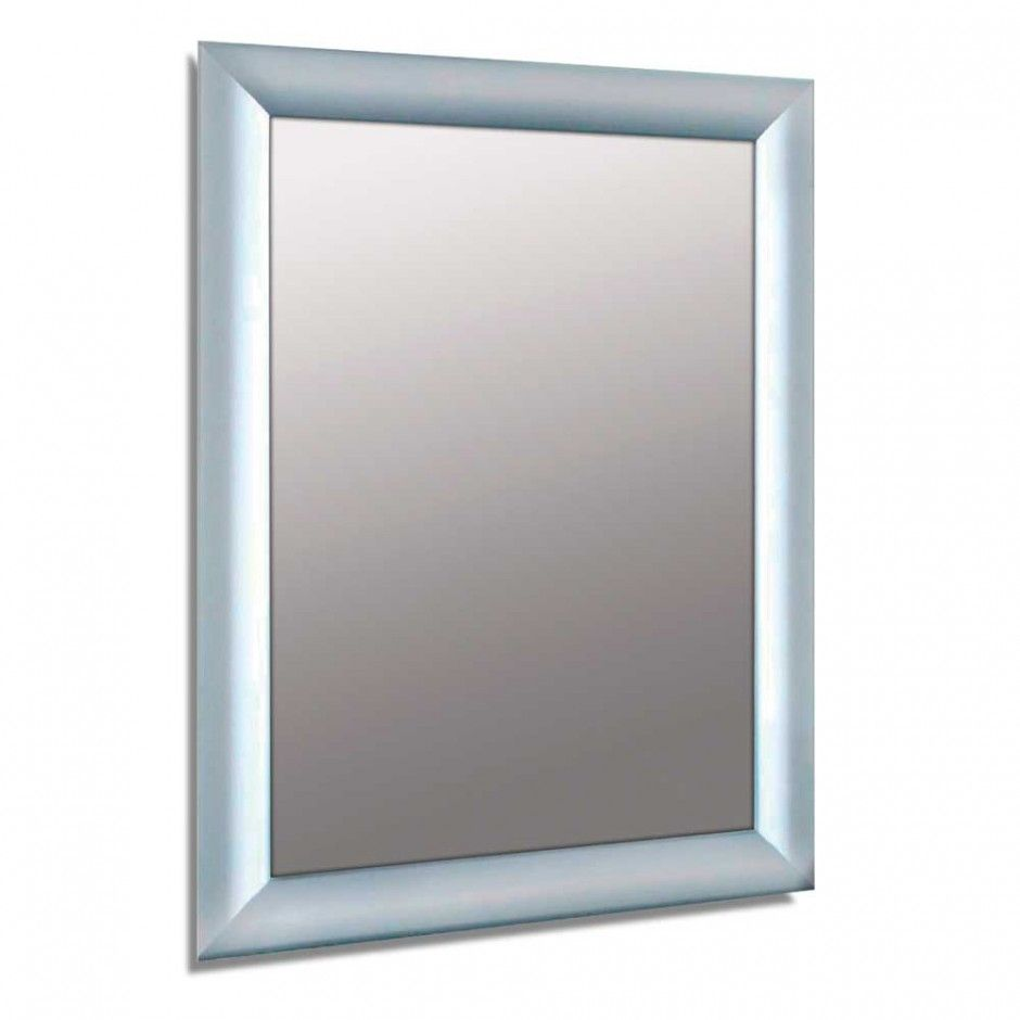 25mm Silver SNAP Front Opening Poster Frame A3